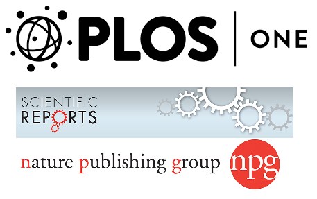 Dibujo20160828 journal logos plos one scientific reports