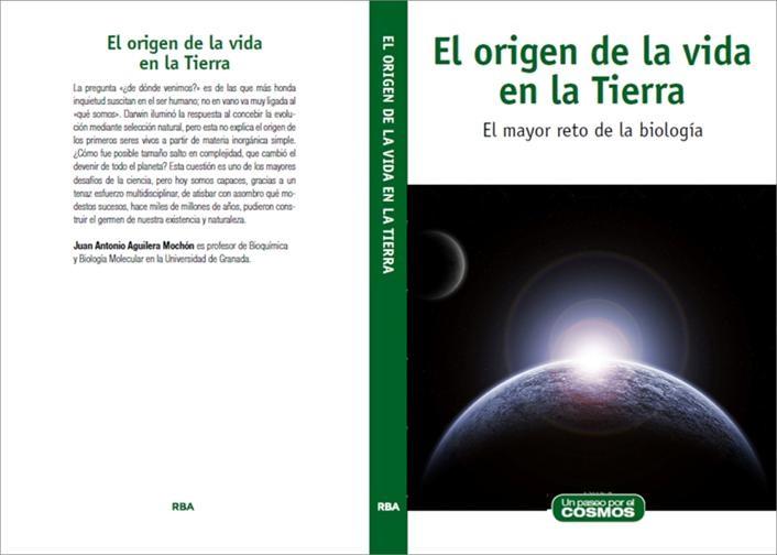 """Reseña: """"El origen de la vida en la Tierra"""" de Juan"""