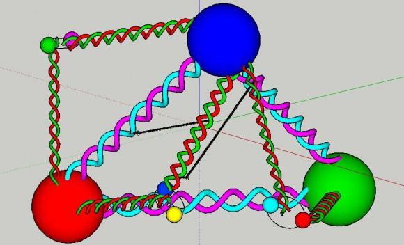 dibujo20170103-fractal-quarks-gluones-proton-3d-by-rafael-rafasith