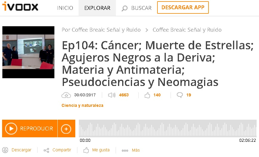 Podcast Cb Sr 104 Popurrí De Noticias La Ciencia De La Mula Francis