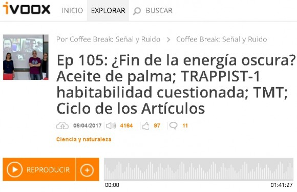 Dibujo20170406 ivoox coffee break ep 105 energia oscura y mas