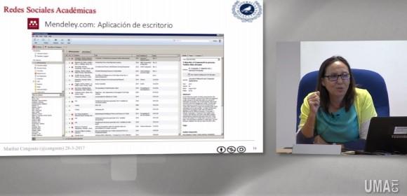 Dibujo20170507 mendeley mariluz congosto IV Ciencia y Sociedad UMA TV