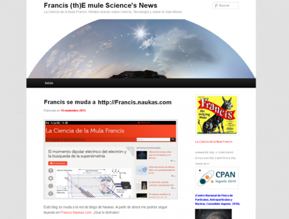 Dibujo20170720 final css francis the mule science news blog