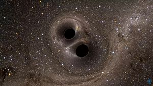 Dibujo20170819 binary black hole wikipedia commons