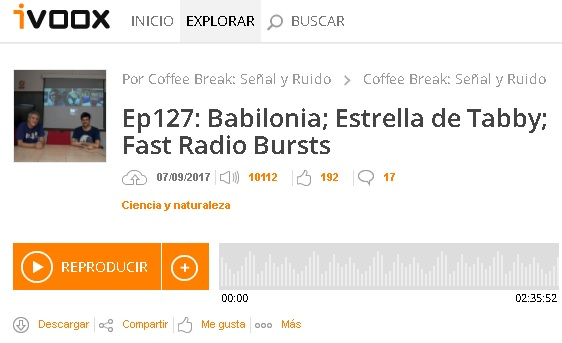 Dibujo20170909 ivoox coffee break ep 127 babilonia tabby fast radio bursts