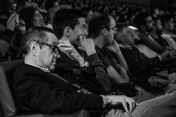 Dibujo20170928 publico durante Francis Euskalduna sobre espin Naukas Bilbao 2017 Xurxo Marino