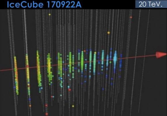 Dibujo20171030 icecube 170922a neutrino 20 tev