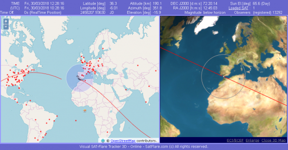 Dibubjo20180330 visual sat-flare tracker 3d online satflare com