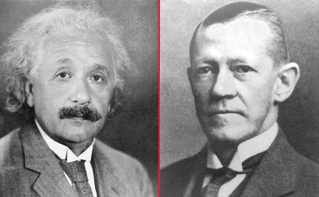 Por Qué Einstein No Recibió El Premio Nobel Por La Teoría De La Relatividad La Ciencia De La Mula Francis