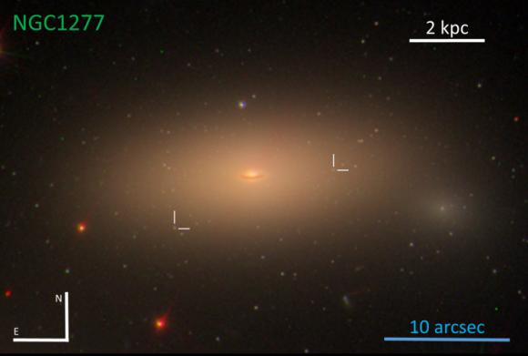 Dibujo20180322 ngc 1277 hubble space telescope nature doi 10 1038 nature25756