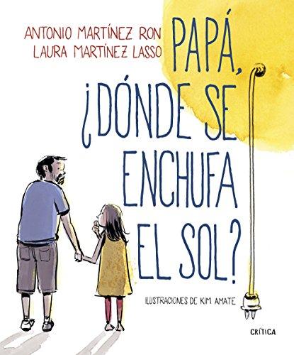 Dibujo20180505 book cover papa donde enchufa sol antonio martinez ron critica