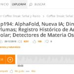 Podcast CB S&R 194: Varias noticias científicas junto al gato de Sara