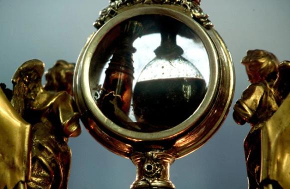 La tixotropía y el milagro de la «licuefacción» de la sangre de San Jenaro  en Nápoles - La Ciencia de la Mula Francis