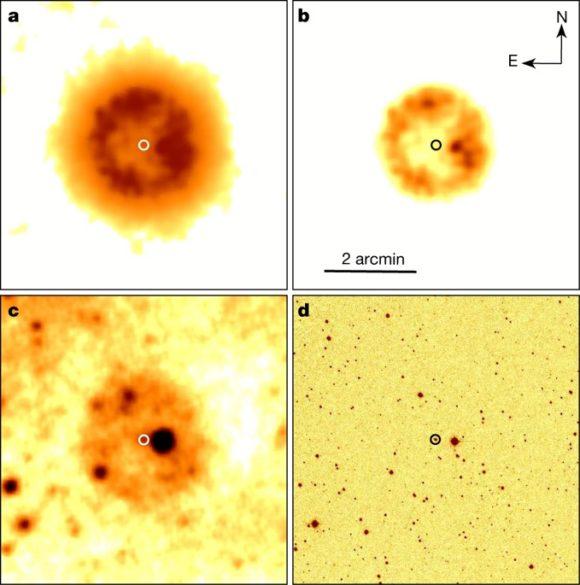 El primer candidato a estrella de neutrones producto de la fusión de dos enanas blancas