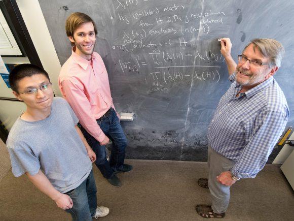 La física de los neutrinos inspira cómo calcular los autovectores de matrices hermíticas