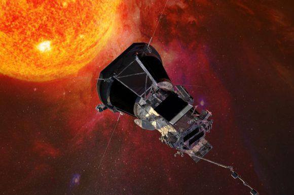 Los primeros resultados de la sonda solar Parker de la NASA