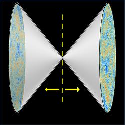Cómo explica el universo con simetría CPT los sucesos anómalos de ANITA