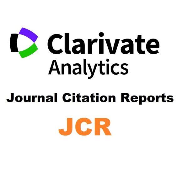 Ya se ha publicado el JCR 2020 con los índices de impacto de 2019