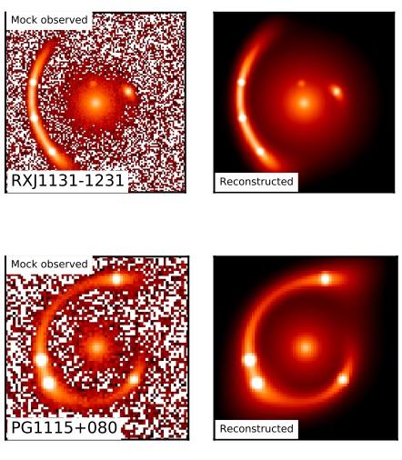TDCOSMO estima la constante de Hubble usando lentes gravitacionales débiles en 67.4 km/s/Mpc