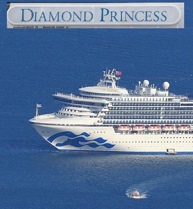 El análisis genómico de la COVID-19 en el crucero Diamond Princess