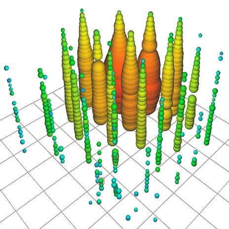 IceCube observa la resonancia de Glashow gracias a un antineutrino ultraenergético de 6.05 PeV