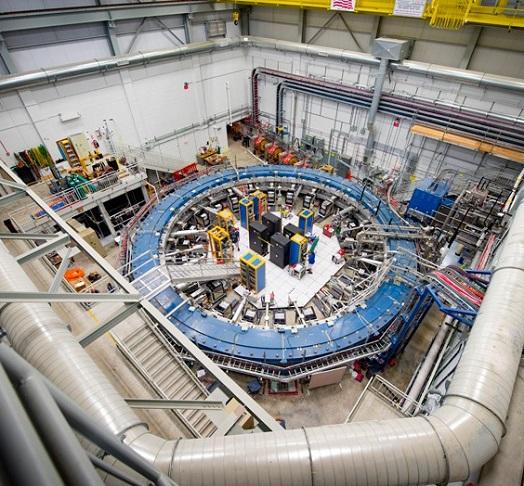 Lo que esperamos del experimento Muon g−2 del Fermilab y otras anomalías relacionadas con muones