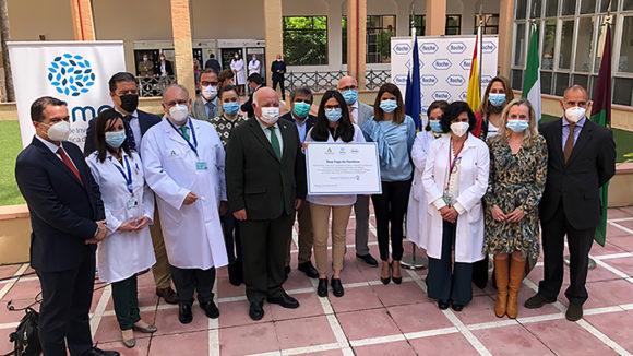 Ciencia para todos T03E31: Una investigadora malagueña en alergias alimentarias recibe la beca Roche