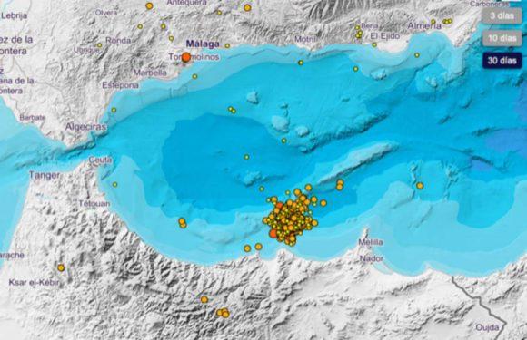 Ciencia para todos T04E04: Más de 2700 seísmos en el mar de Alborán